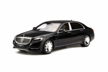 GT Spirit GT162 Mercedes-Benz Maybach S600 schwarz 1:18 limited 1/999
