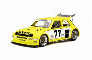 Otto Models 261 Renault Le Car Turbo IMSA Maxi RS gelb 1:18 limitiert 1/2000