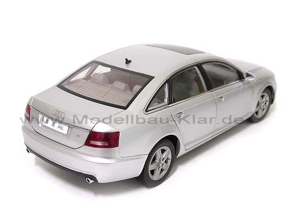 Audi A6 Limousine 2006 schwarz 1:18