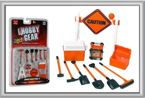 - Automodellbau-Zubehör Tankstelle usw Spaten für Werkstatt Maßstab 1:18