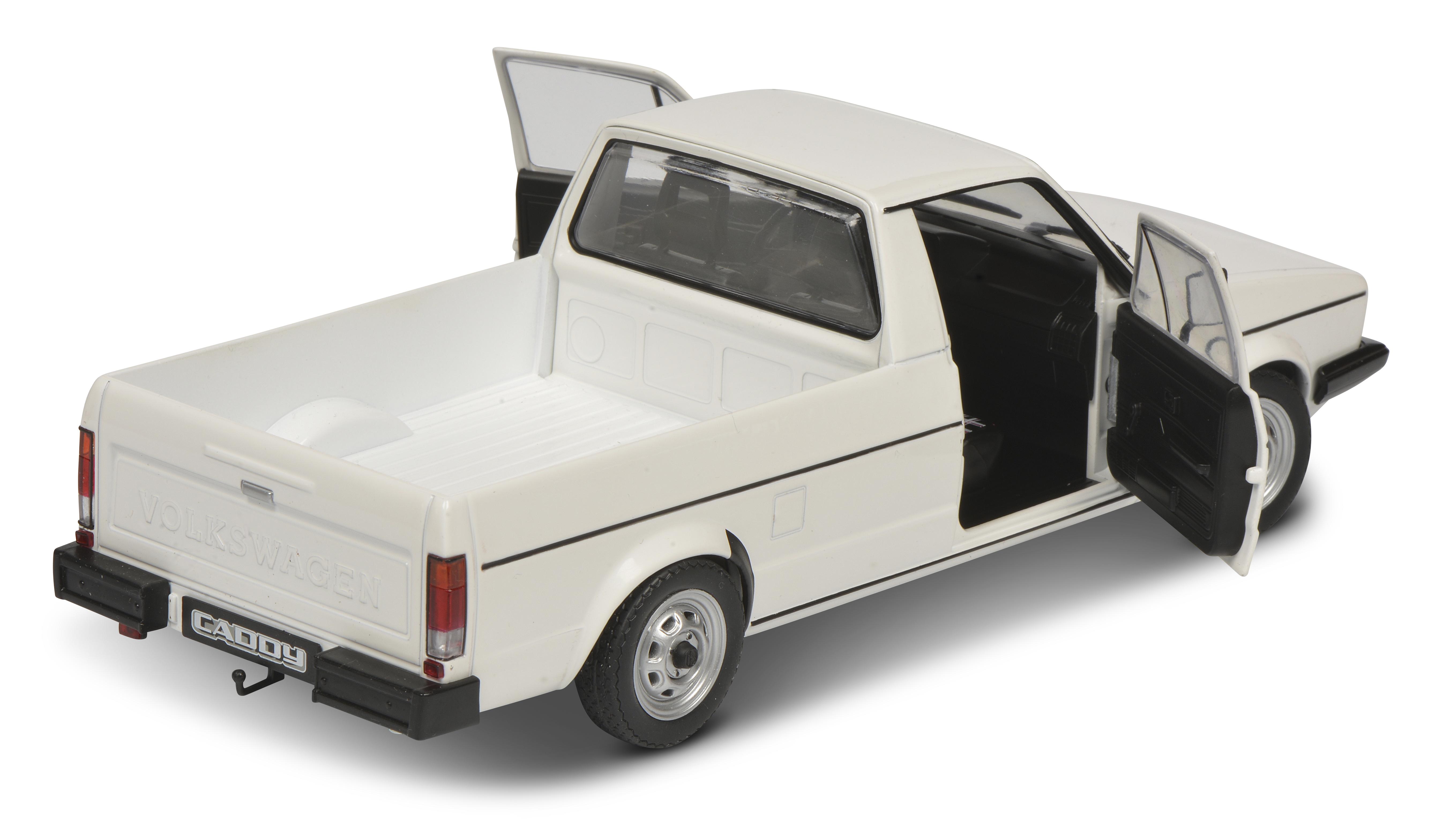 Solido VW Caddy 1982 MKI 1:18 weiss 421185320 Modellauto S1803501