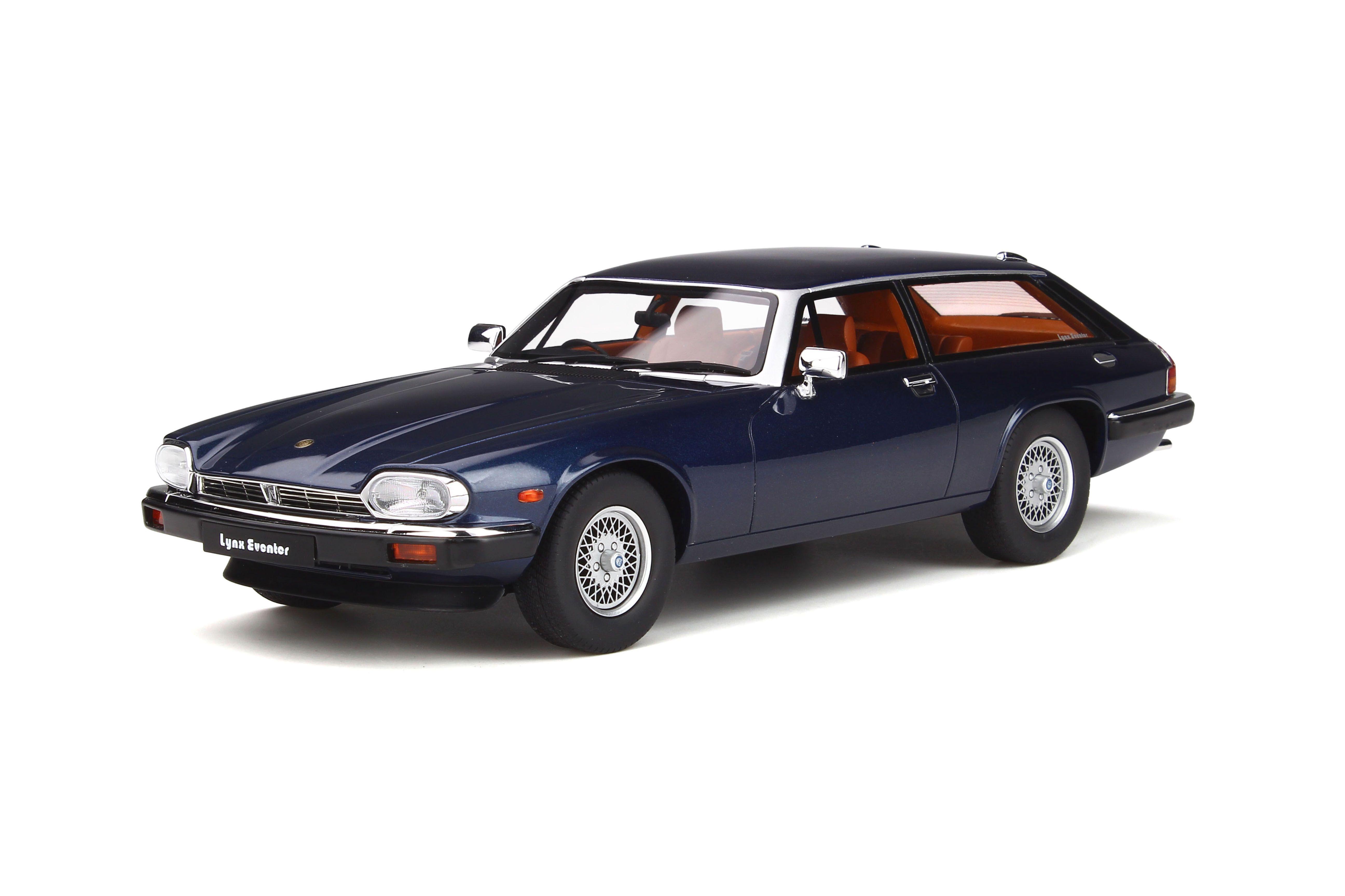 Modellbau Jaguar ~ Modellbau klar.de gt spirit 788 jaguar xjs lynx eventer 1983 blau