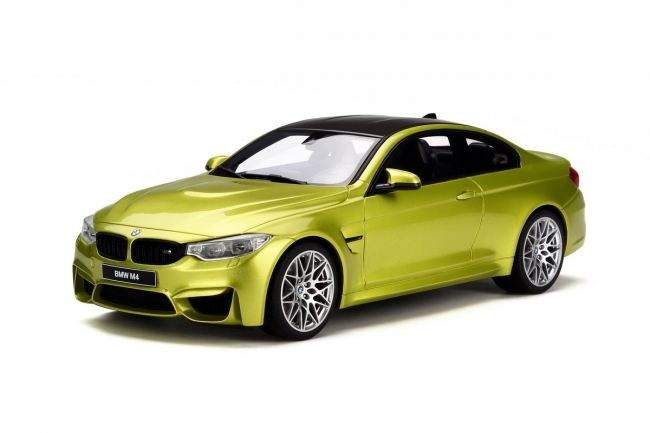 modellbau gt spirit 164 bmw m4 competition. Black Bedroom Furniture Sets. Home Design Ideas