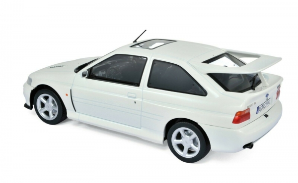 Norev 182776 Ford Escort Cosworth 1992 weiss 1:18 Modellauto