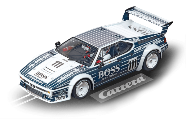 Carrera Digital 132 BMW M1 Procar No111 Nürburgring 1000km 1984 1:32 - 30815