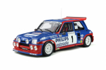 Otto Models G038 Renault Maxi 5 Turbo Tour de France Auto 1985 1:12 limited 1/1500
