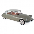 NOREV 121562 Citroen DS 19 1959 Marron Glacé & Blanc Carrare 1:12