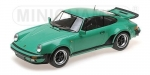 Minichamps 125066118 PORSCHE 911 TURBO 1977 grün 1:12