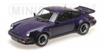 Minichamps 125066120 PORSCHE 911 TURBO 1977 lila 1:12
