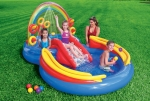 Intex 157453NP Rainbow Ring Play Center