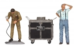 Motorhead 171 Ford Service Center 1945 Mechaniker Figuren 1:18