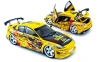 Norev Mazda RX8 Drift Dargdog Edition 2008 gelb+ Decals 1:18