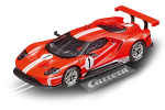 Carrera Evolution Ford GT Race Car Time Twist No.1 - 1:32 - 27596