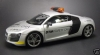 Kyosho Audi R8 4.2FSI (V8) Safety Car 2008 1:18 9214DTM