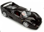 Hot Wheels / Mattel Ferrari F50 Coupe black 1:18 23910