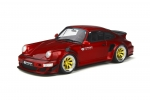 Gt Spirit 277 Porsche 911 964 Prior Design Widebody rot 1:18 limitiert 1/999