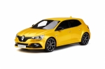 Otto Models 283 Renault Megane RS 2017 gelb 1:18 limitiert 1/1500 Modellauto