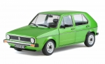 Solido VW Golf I CL 1983 green 1:18 - 421183830 - S1800203
