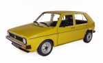 Solido VW Golf I CL 1983 yellow 1:18 - 421183840 - S1800201