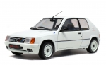 Solido Peugeot 205 GTI MKI 1987 weiss 1:18 - 421184400 - S1801701