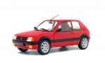 Solido Peugeot 205 GTI MK1 1985 rot 1:18 - 421184410 S1801702