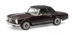 Schuco 450035800 Mercedes-Benz 280 SL wine red 1:18 Pagode limited 1/1000