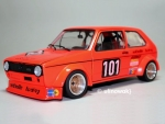 17901 Decalbogen Nothelle Gruppe 2 DRM Golf 1 1:18