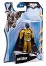 Mattel BATMAN THE DARK KNIGHT RISES - Batman - Figur gelb 1:18