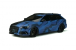 GT Spirit 799 Audi RS6 Avant C7 2019 Camouflage 1:18 limited 1/999 Modellauto