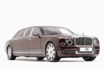 Almost Real Bentley Mulsanne Grand Limousine by Mulliner 2017 burgundy 1:18 limitiert 1/500
