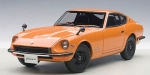 AUTOart NISSAN FAIRLADY Z432 1969 ORANGE 1:18 77436