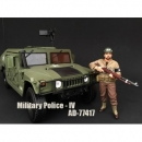 American Diorama 77417 WWII US Military Police Figure -IV