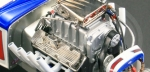 ACME Motorblock Pure Heaven II Blown Hemi Engine 1:18 1800809