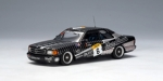 AUTOart MERCEDES-BENZ 500 SEC (W126) 1:43 AMG 24 HRS RACE SPA FRANCHORCHAMPS LUDWIG/CUDINI/MULLER 1989 #6