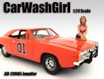 American Diorama 23945 Figur Car Wash Girl - Jennifer - 1:24 limitiert 1/1000
