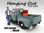 American Diorama 23955 Figur Hanging Out Mark 1:24 limitiert 1/1000