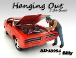 American Diorama 23958 Figur Hanging Out Billy 1:24 limitiert 1/1000