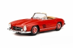 GT Spirit GT717 Mercedes-Benz 300 SL Roadster 1957 rot 1:12 limited 1/999