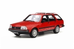 Otto Models 269 Renault 18 Turbo Break 1984 rot 1:18 limited 1/1500