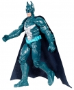 Mattel BATMAN THE DARK KNIGHT RISES - Batman - Figur grünblau 1:18