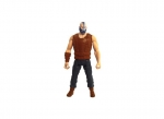 Mattel BATMAN THE DARK KNIGHT RISES - Bane - Figur braun-grau 1:18